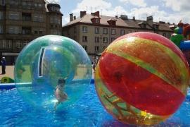 Kule wodne WATERBALLS